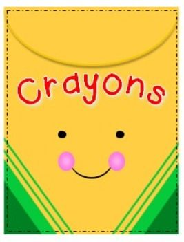 50ab25f204a707342b0a3347e8882992 » Crayong Box Clipart
