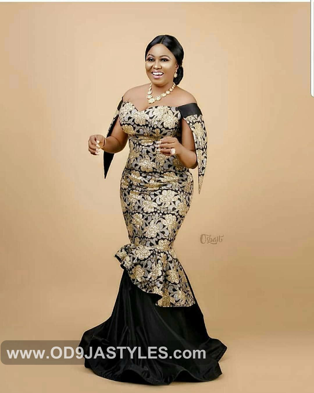 727e5e4d2e8 WOW CHECK OUT THESE LATEST NIGERIAN LACE STYLES