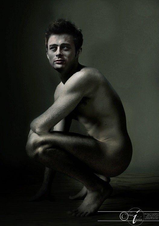 dean Naked james