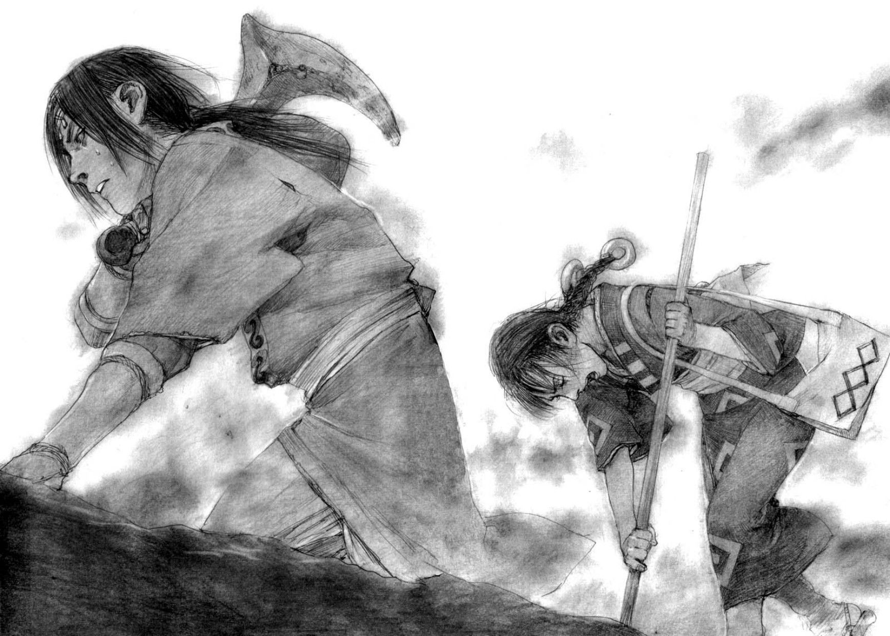 Blade Of The Immortal イラスト 沙村 広明 絵