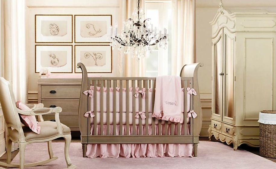 ADORABLE PINK NURSERIES FIT FOR A PRINCESS