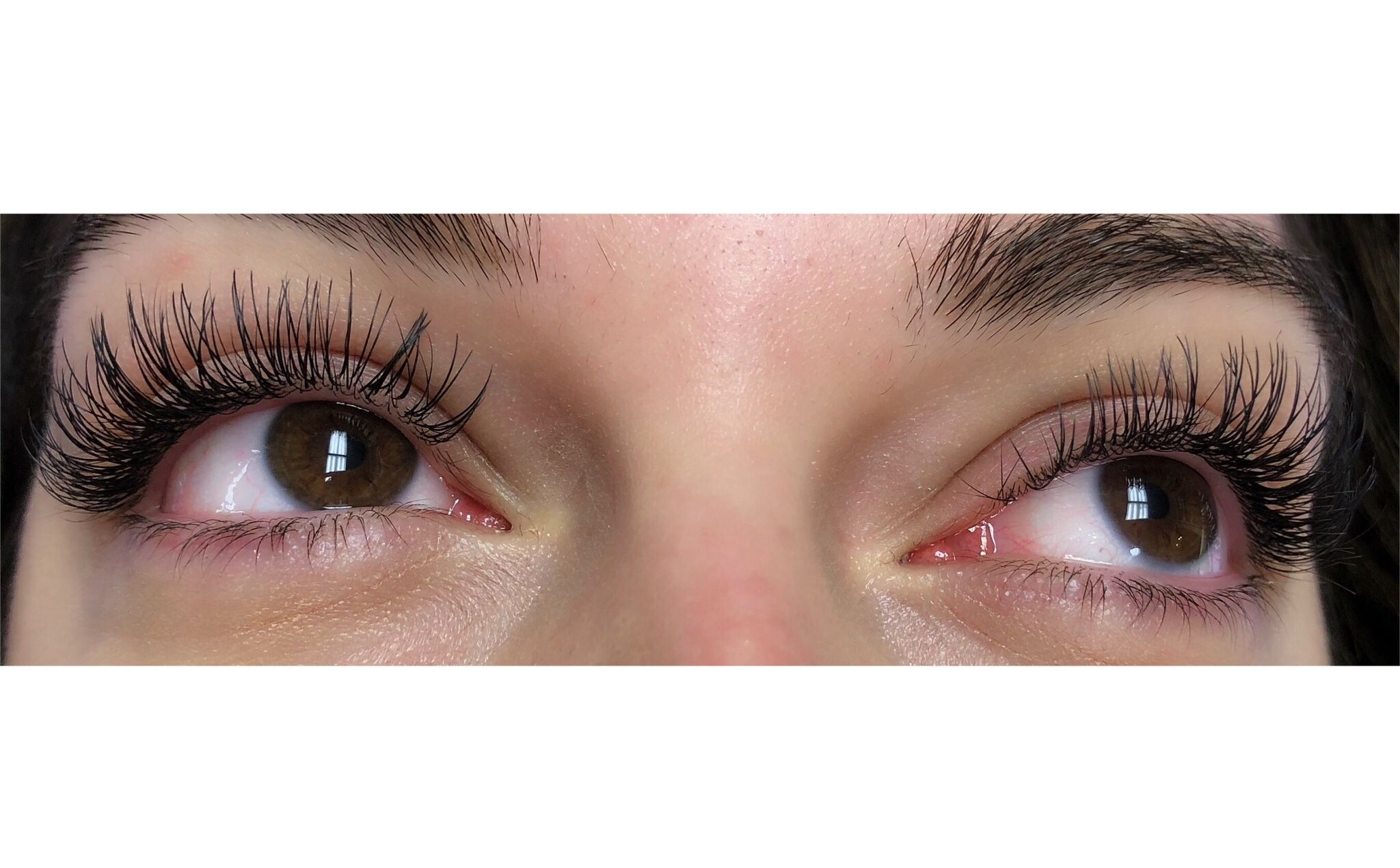 Would you love to wake up to these set of lashes