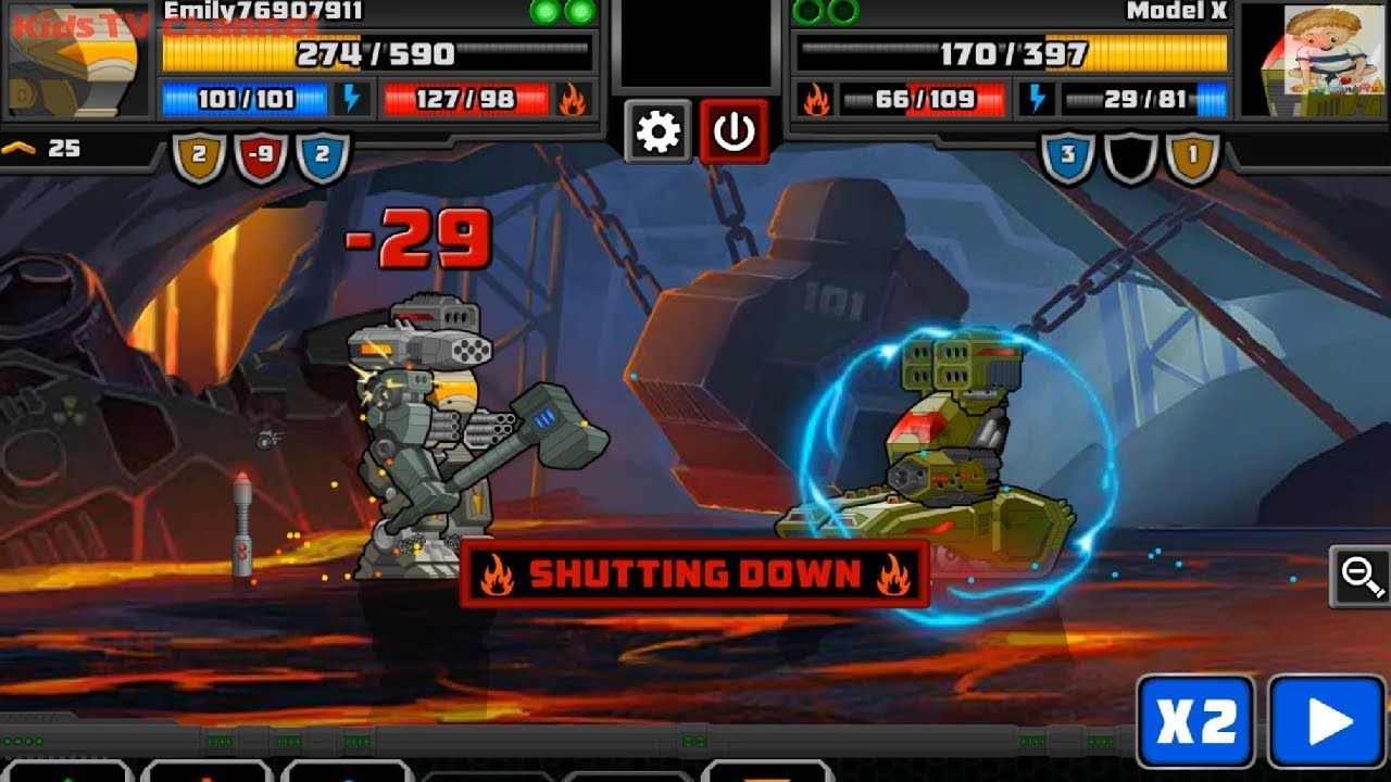 Super Mechs: Restoration Of The Earth (iOS. Android) - GAMES BY TACTICSO...   Shooting games for kids. Android games. Disney games