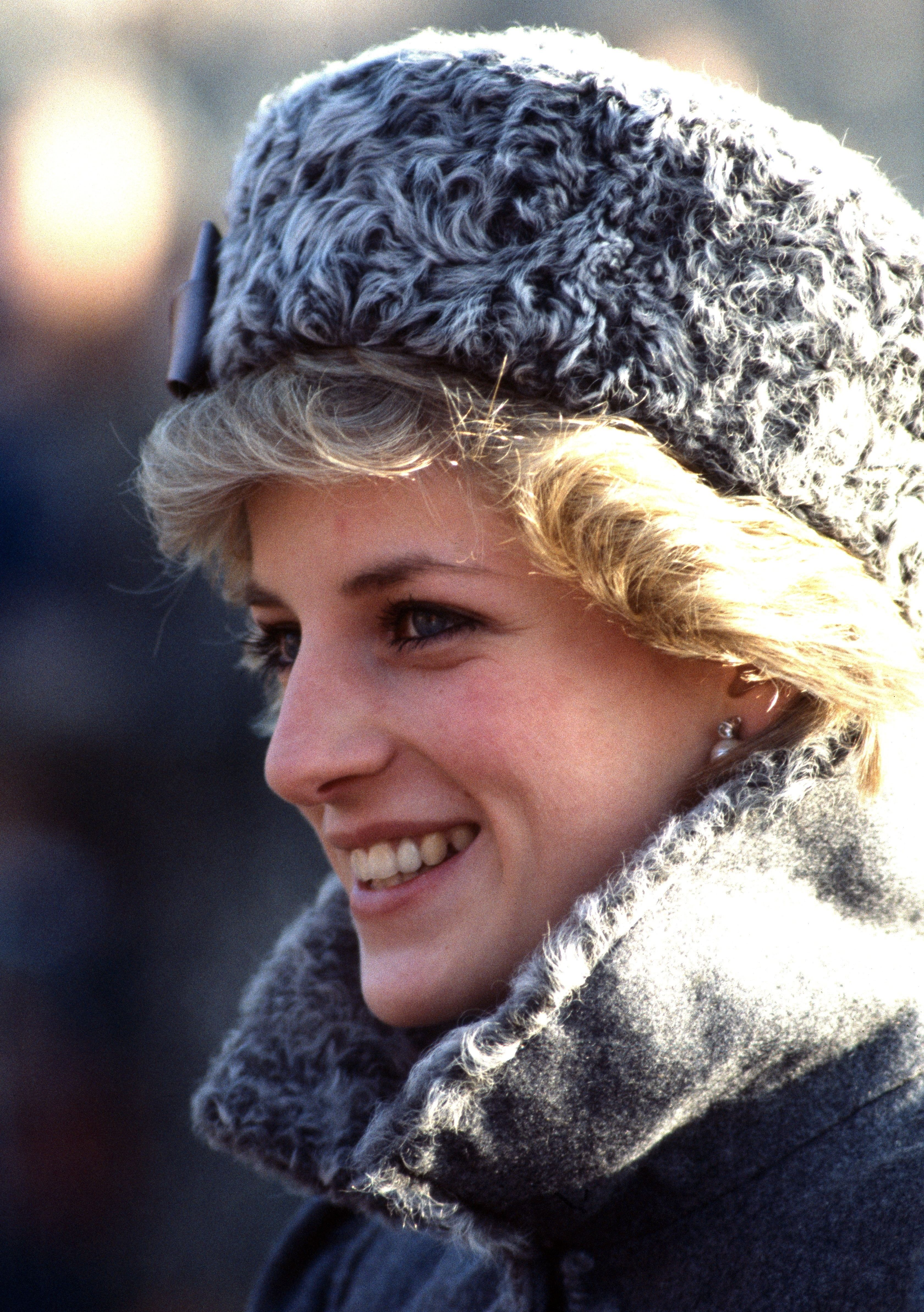 Princess Diana - the queen of human hearts