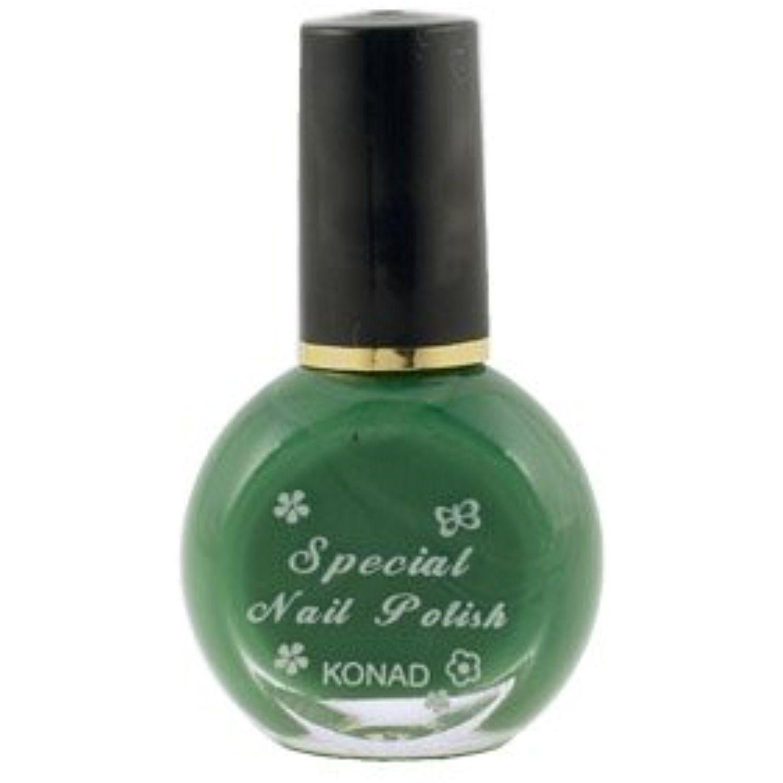 Konad Nail Art Stamping Polish - Green >>> Be sure to check out this ...