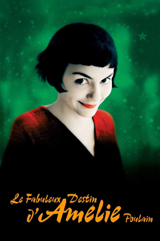 Amélie (Le fabuleux destin d'Amelie Poulain) Como no enamorar París? Una  pelicula que seguramente hace un circuito estupendo por la ciudad, ...