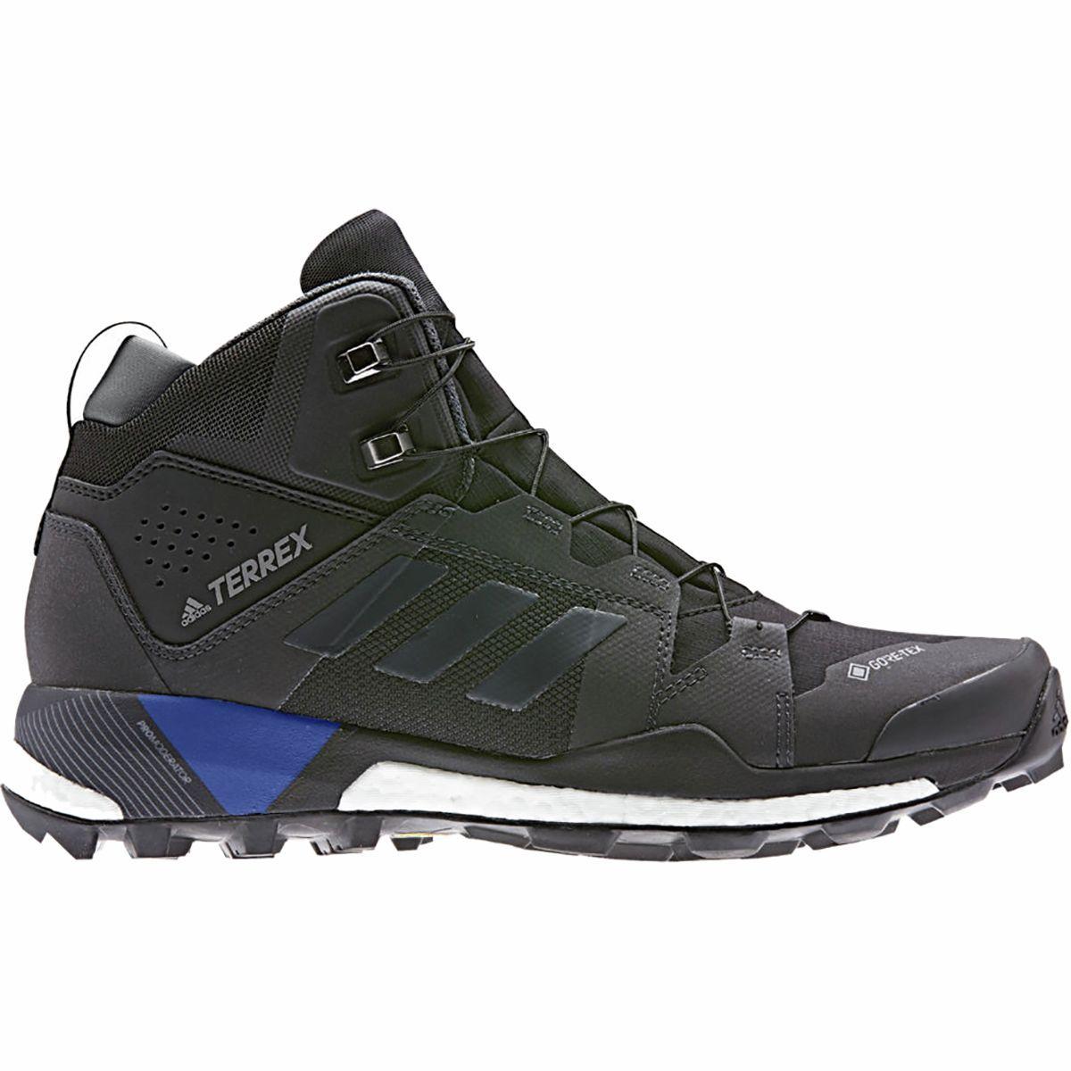 Adidas Outdoor Terrex Skychaser Xt Gtx Mid Hiking Boot Men S Hiking Boots Boots Hiking Shoes