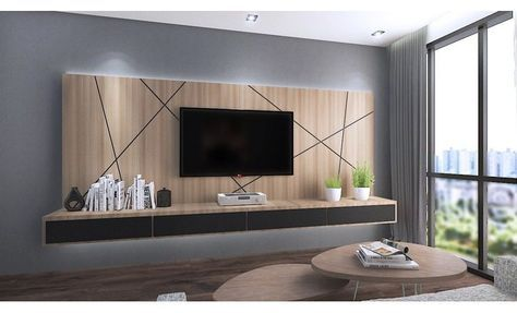 15 Tv Cabinet Designs That Will Make Your Living Room Ultra Stylish Recommend My Feature Wall Living Room Luxury Living Room Living Room Design Modern