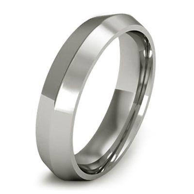 6 00mm Knife Edge Wedding Ring Mens Wedding Bands Fancy Rings Rings For Men