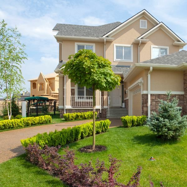 Accenting your driveway is a great tool to increase your