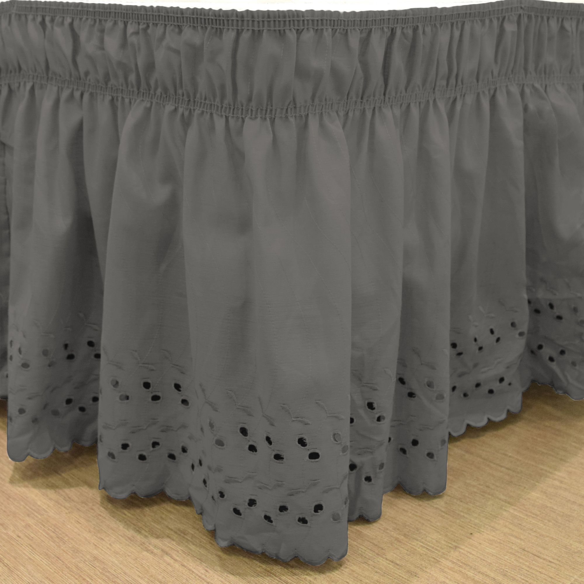 sevilla ruffled bed skirt bed skirts bedding and wraps