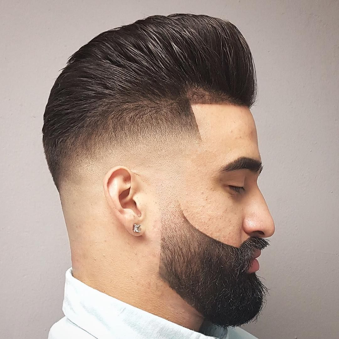 Cool 50 Stunning Blowout Haircut Ideas For Men Trendy Inspiration