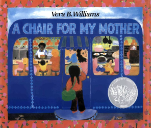 A Chair For My Mother In 2020 Read Aloud Activities Award Winning Picture Books Read Aloud