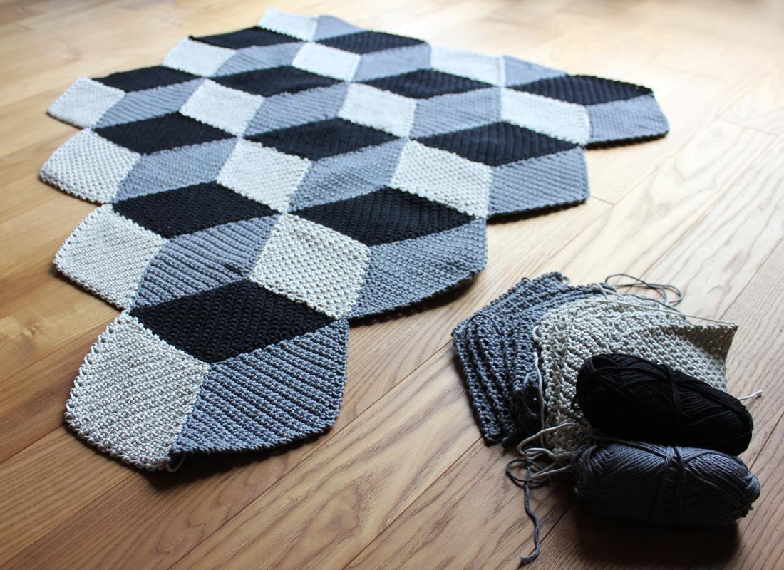 geometrische 365 tage h keldecke h keln ideen anleitungen h keln decke h keln und h keldecke. Black Bedroom Furniture Sets. Home Design Ideas