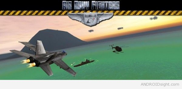 Air Navy Fighters v1.2 Android APK Download
