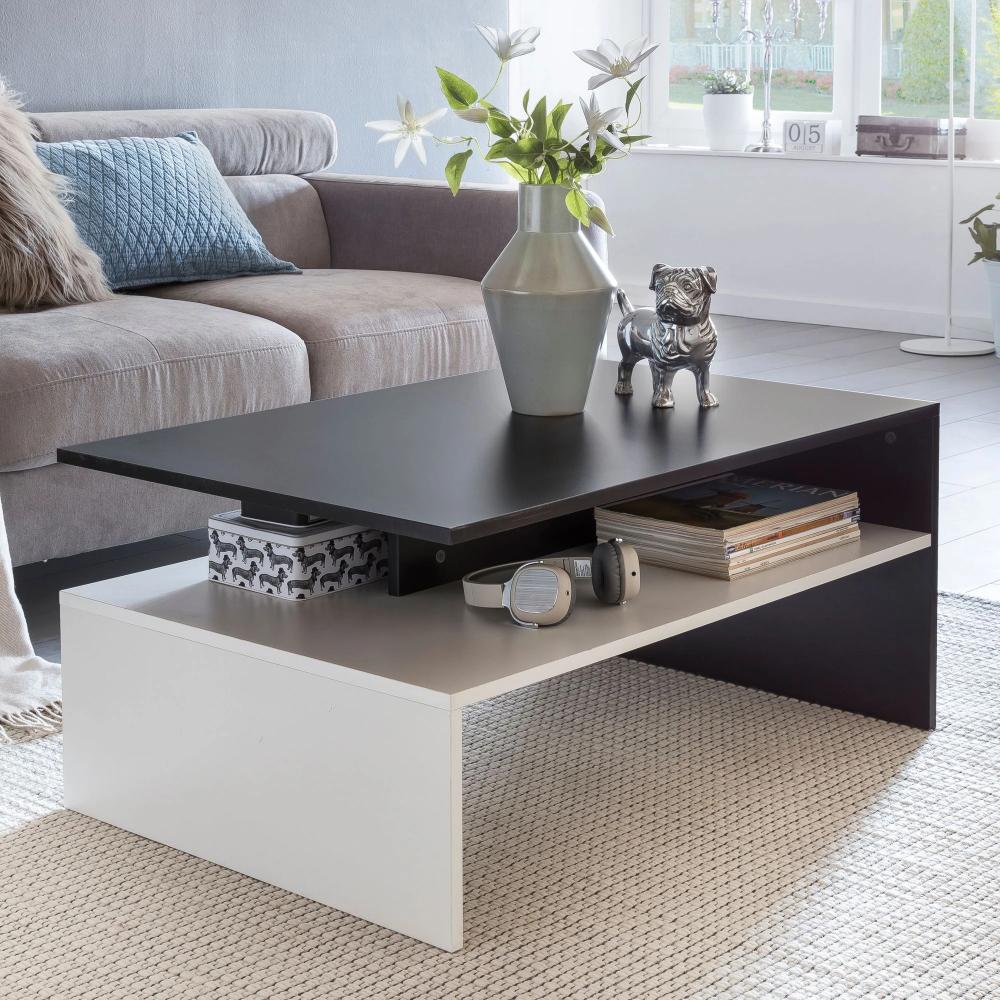 Stue Sofabord Med Opbevaring 90 X 60 Cm Gratis Fragt Lammeuld Dk Mesas De Cafe Mesas De Centro Modernas Centros De Mesa [ 1000 x 1000 Pixel ]