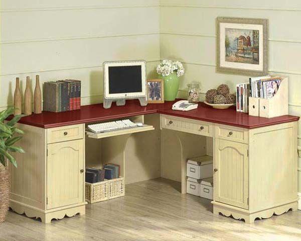 corner desk pictures corner desk design home office furniture with drawer and cabinet space - Corner Desk Designs