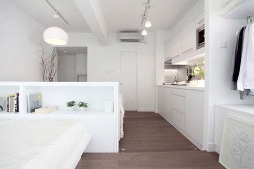 Inrichten Klein Huis : Klein eenkamerappartement van m in ikea style huis inrichten