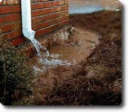 Gutters Rhyne Restoration Downspout Drainage Yard Drainage System Yard Drainage