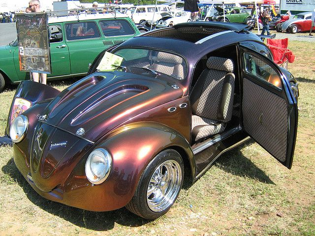 Custom Bug 2 Vw Super Beetle Vw Bug Photo Vintage Vw