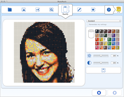 PhotoPearls - Download PhotoPearls software  make your own