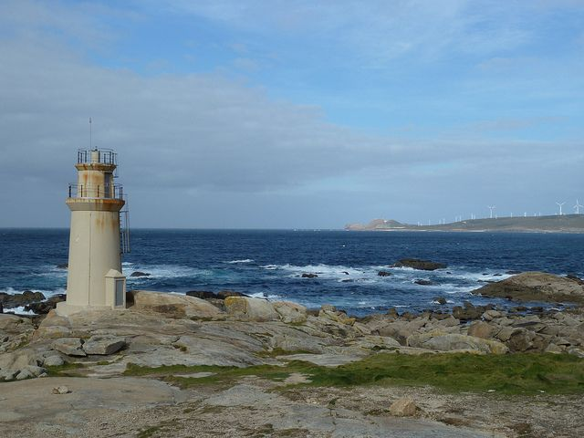 Muxia Lighthouse Santiago De Compostela Santiago