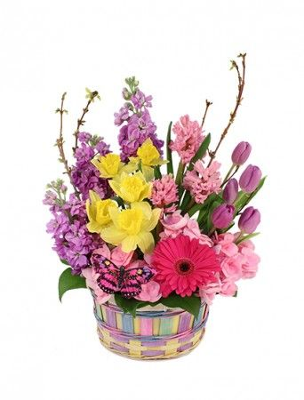 Find The Right Flower Arrangement For Your Easter Celebration With The  Flowers Pictured On Flower Shop Networku0027s Easter Flower Pictures. Amazing Ideas