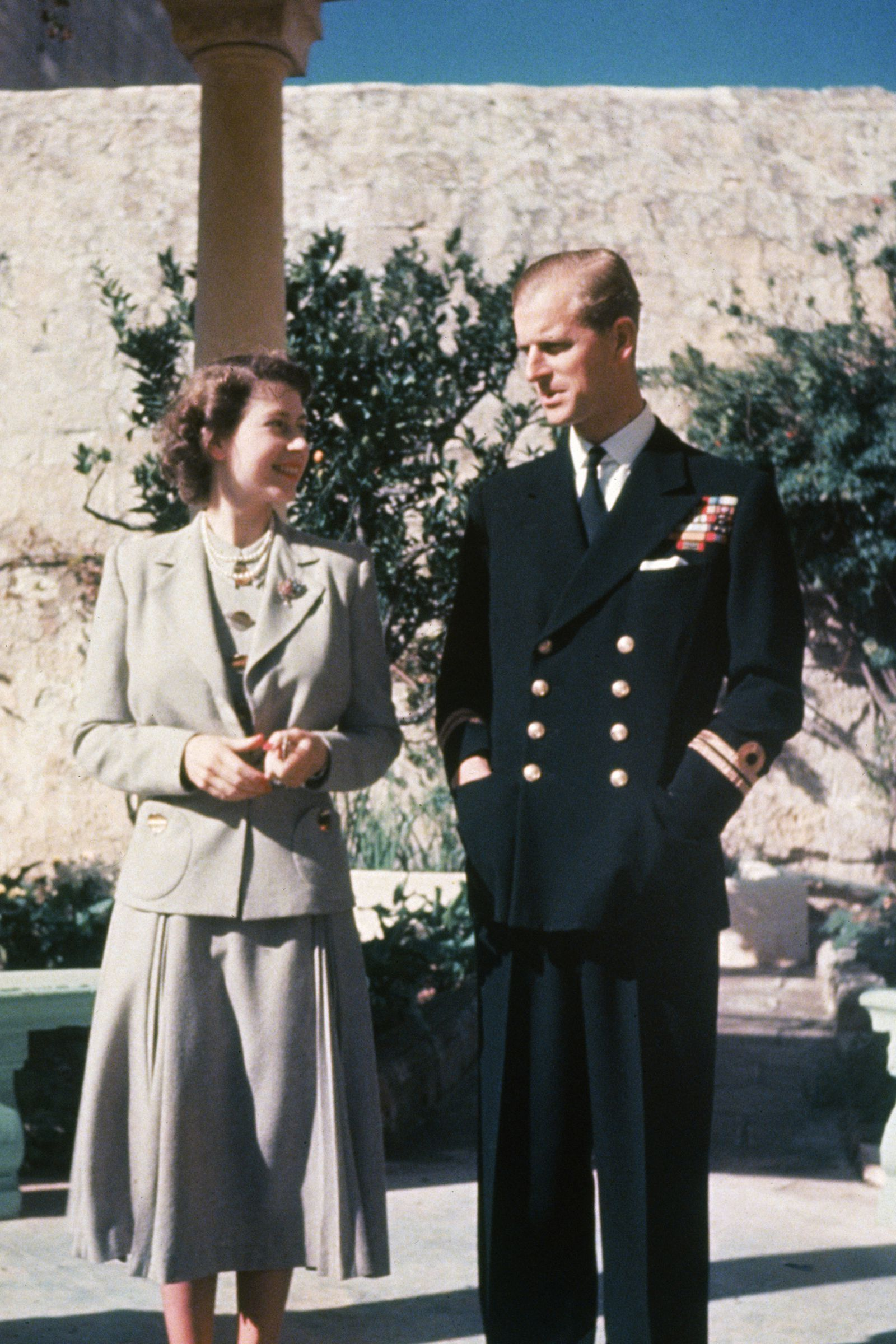 Queen Elizabeth and Prince Philip's Sweetest Moments