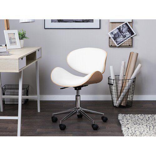 Brayden Studio Aella Desk Chair Desk Chair Chair Modern Swivel