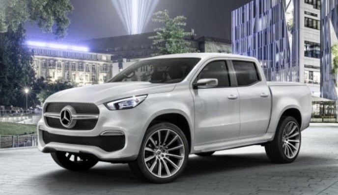 2018 Mercedes Benz X Cl View Design Engine