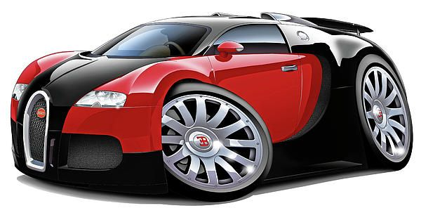 Bugatti Veyron  by Maddmax