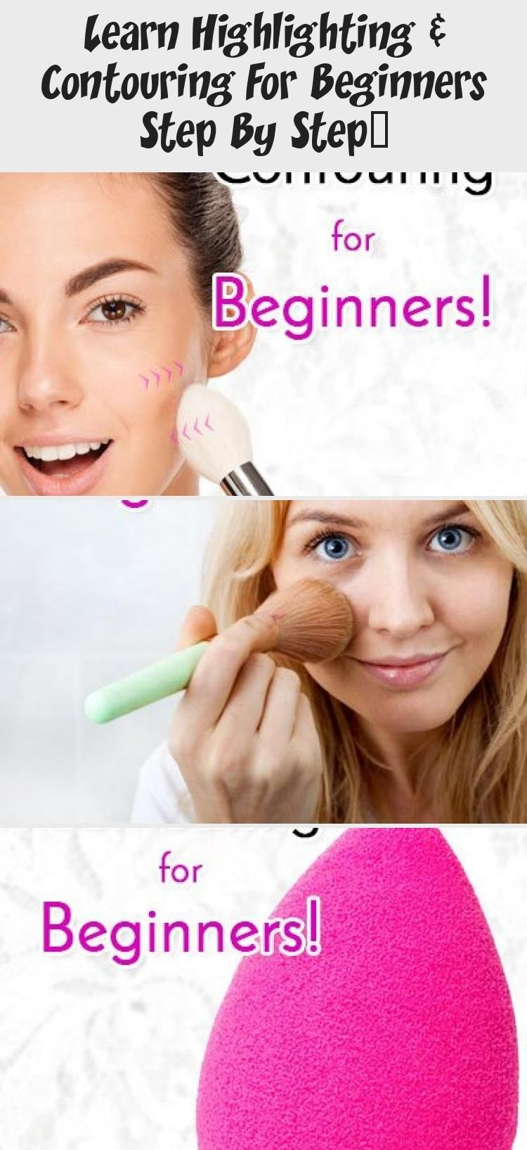 Photo of Learn Highlighting & Contouring For Beginners Step By Step… – Eye Makeup