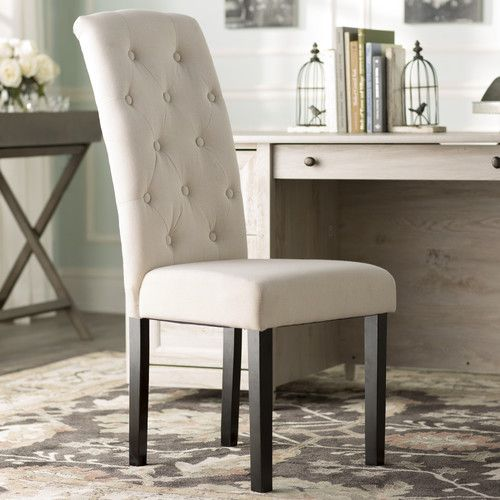 Found It At Wayfair   Brittany Tufted Parsons Chair