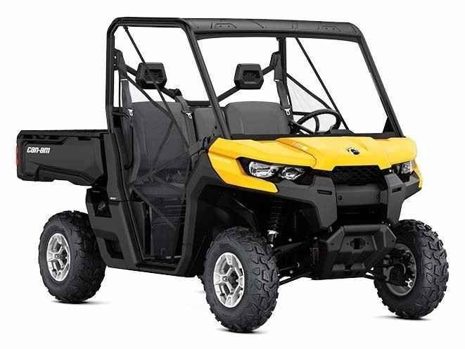 New 2017 Can-Am Defender DPS HD8 ATVs For Sale in Arizona. COMFORT AND CONTROLTake control with the Defender DPS that features comfortable Dynamic Power Steering (DPS), lightweight wheels and tires, adaptable storage, Visco Lok and more to make your job easier.