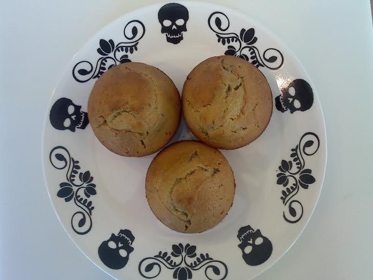 4:20 Blueberry Muffins
