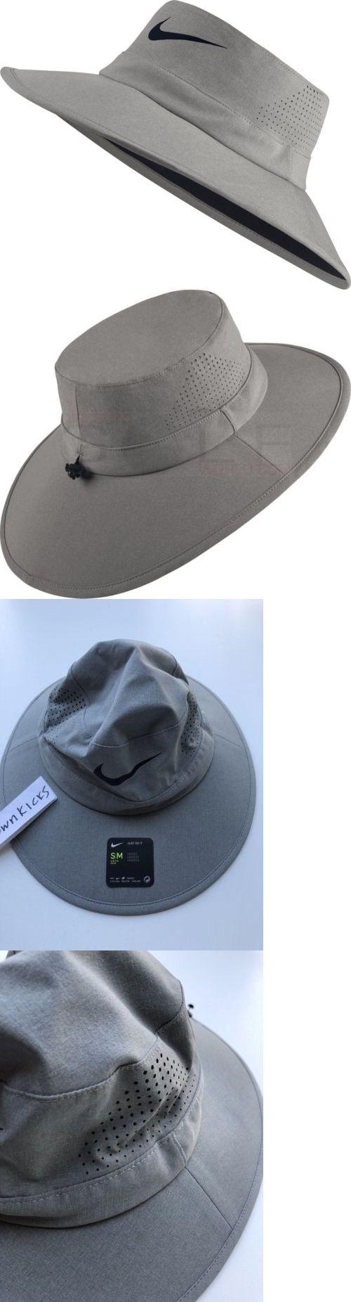 97482d7ceb1 Hats 52365: Nike Golf Uv Sun Protect 2.0 Bucket Hat Grey 832687 063 ...