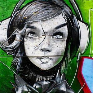 #graffiti Música de catrulz