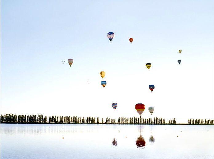 balões!