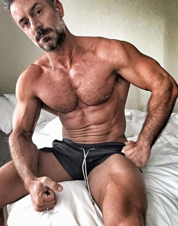 Like hairy mature models amusing question