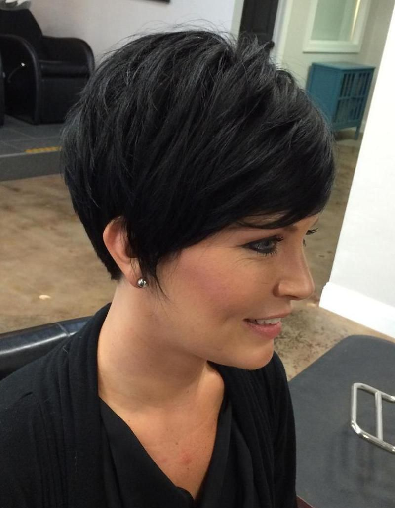 cute and easytostyle short layered hairstyles pixie haircut