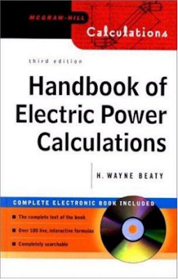 DOWNLOAD HANDBOOK OF ELECTRIC POWER CALCULATIONS By H  Wayne Beaty