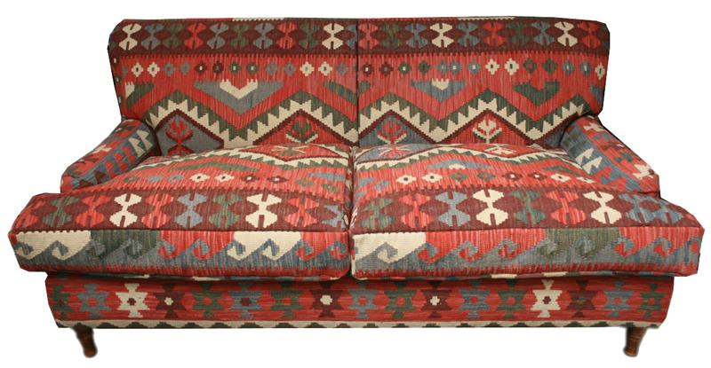 Captivating Istanbul Kilim Sofa