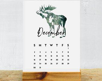 Stocking Stuffers For Men   2018 Calendar   Outdoorsman Gift