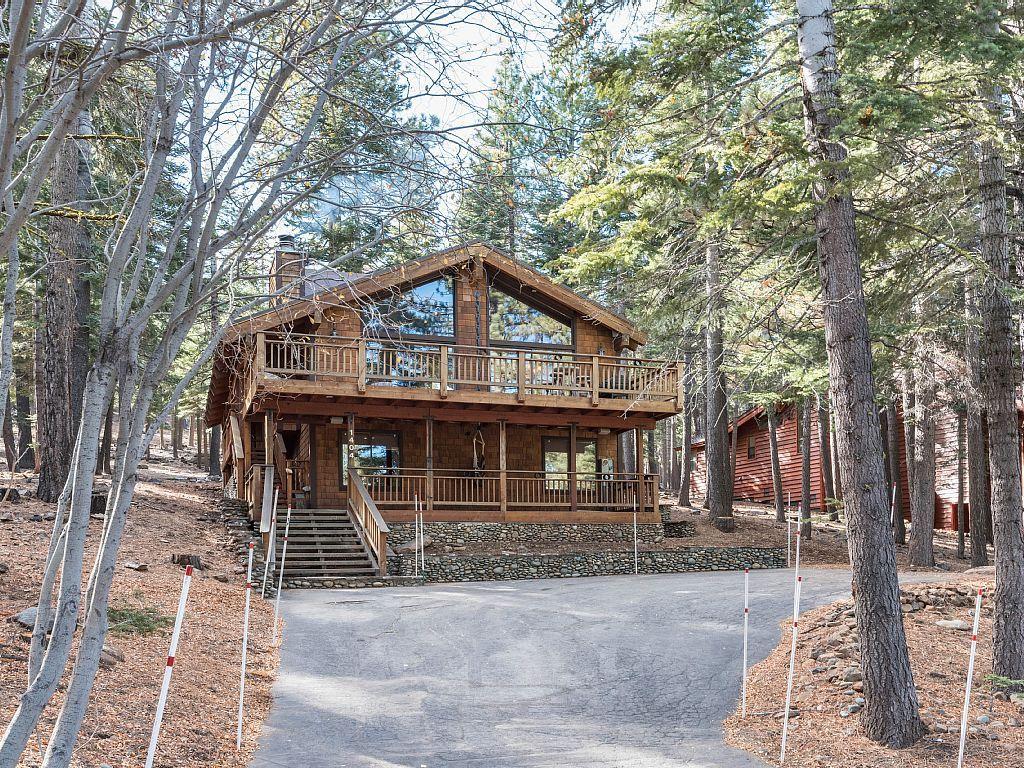 Cabin vacation rental in truckee california united
