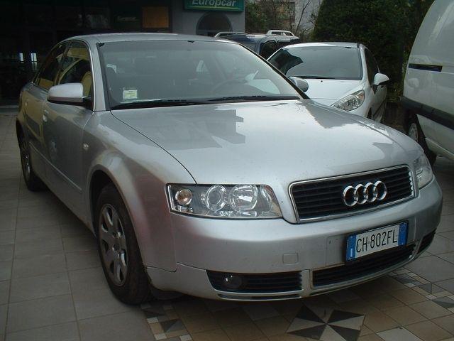Audi A4 Berlina 1 9 Tdi 130cv Auto D A 4 950 Euro Berlina 165 000 Km Diesel 96 Kw 130 Cv 11 2002 Audi A4 Auto Audi