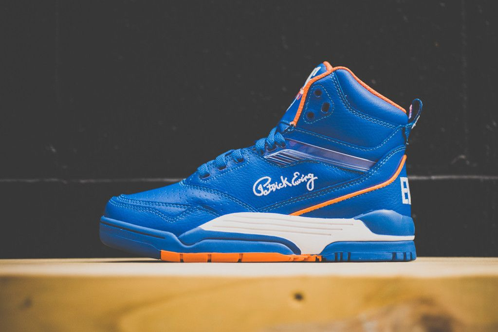 Balling Like it's 1991 With the Ewing Center Hi Retro