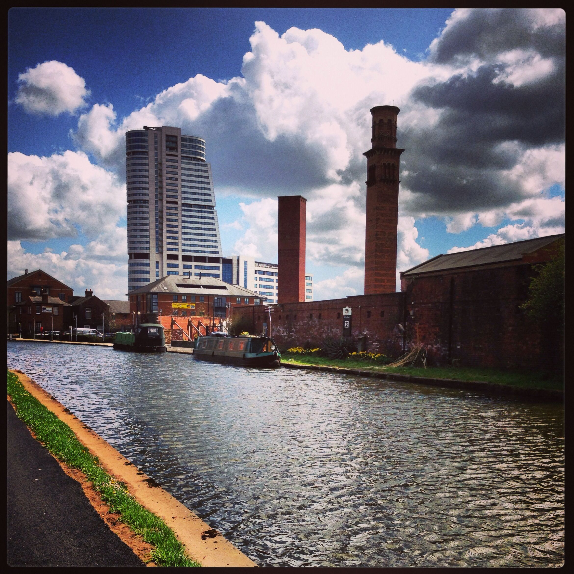 Pretty Places Leeds: Not Particularly 'inspirational' Structure, Is It?..From