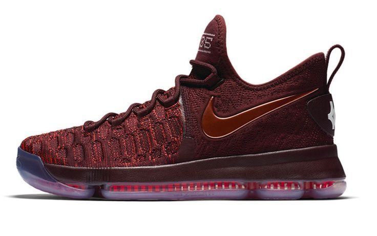 The Nike KD 9 Sauce is introduced and scheduled to debut on December