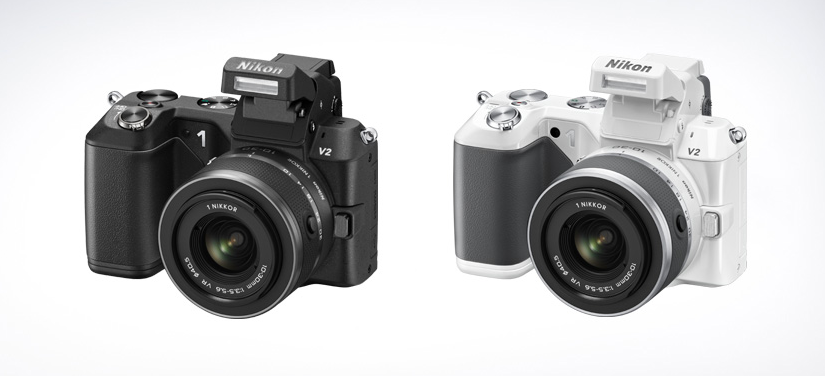 Nikon 1 V2 mirrorless camera revealed | Camera and Photography ...