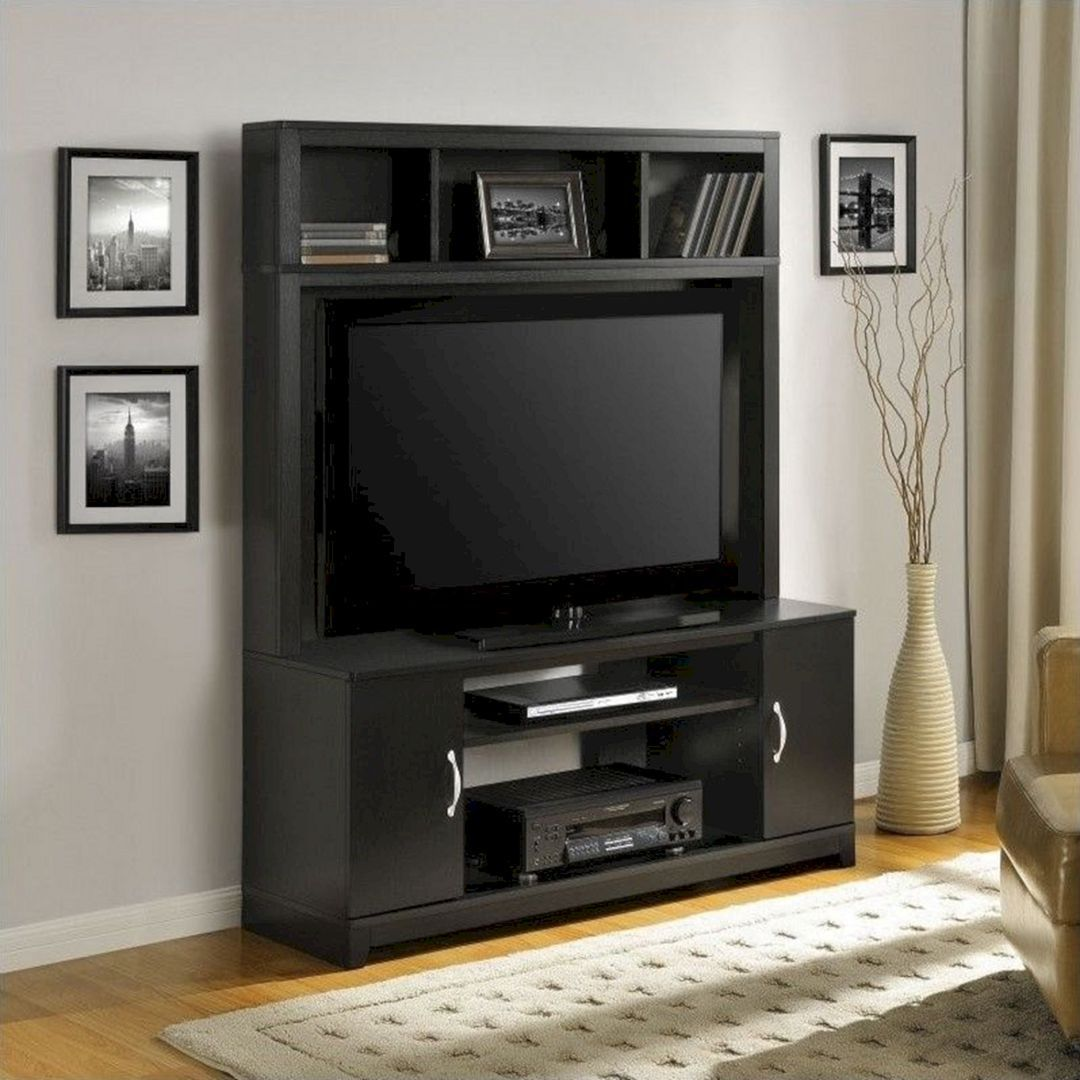 17 Diy Entertainment Center Ideas And Designs For Your New Home Enthusiasthome Home Entertainment Centers Home Entertainment Furniture Home Entertainment